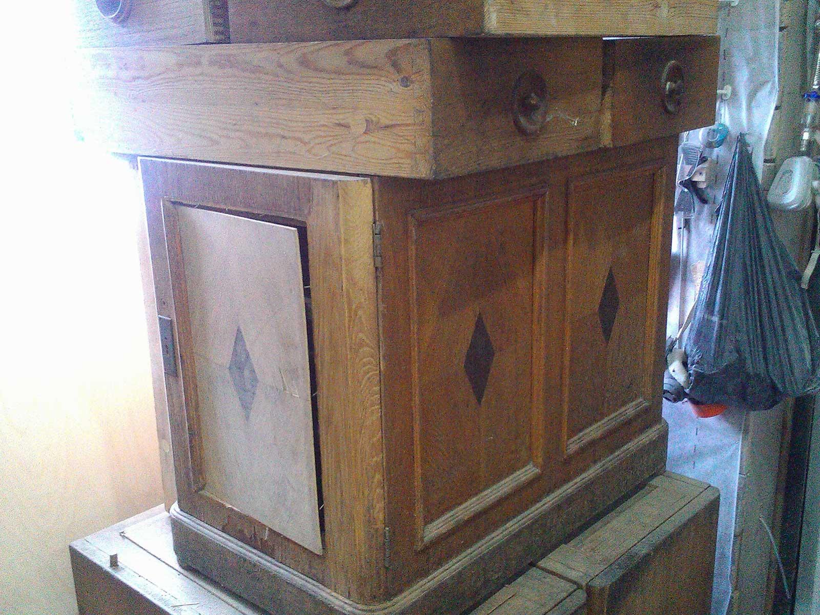 реставрация старинной мебели цена
