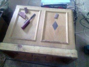 реставрация деревянной мебели цена