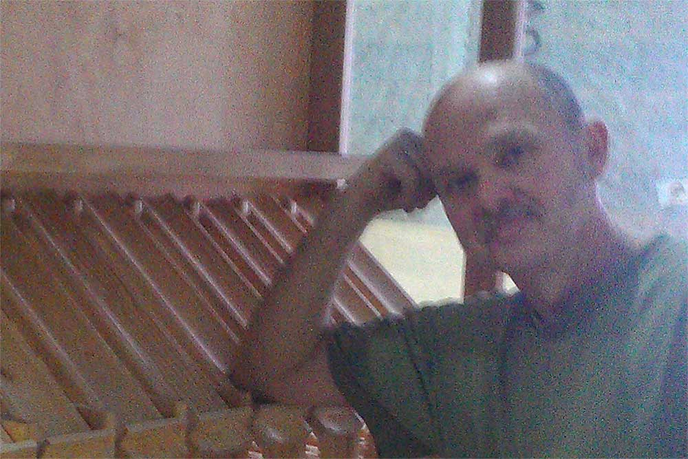 Виктор Дмитриевич, мастерская «Феникс»