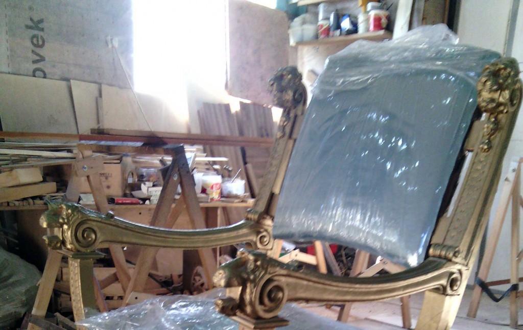 Кресло на заказ