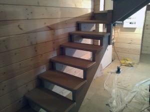 воздушная лестница на заказ