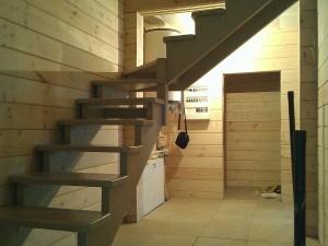 деревянные лестницы воздушные