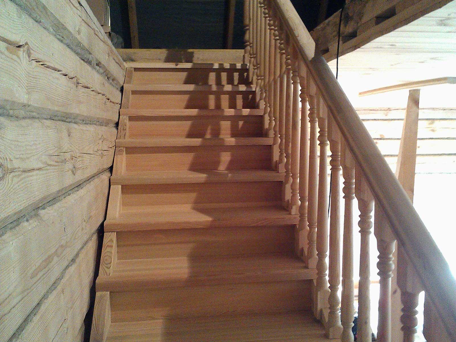купить ступени для лестницы из лиственницы