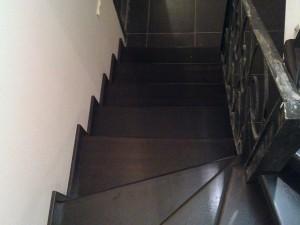 элитные лестницы из дуба