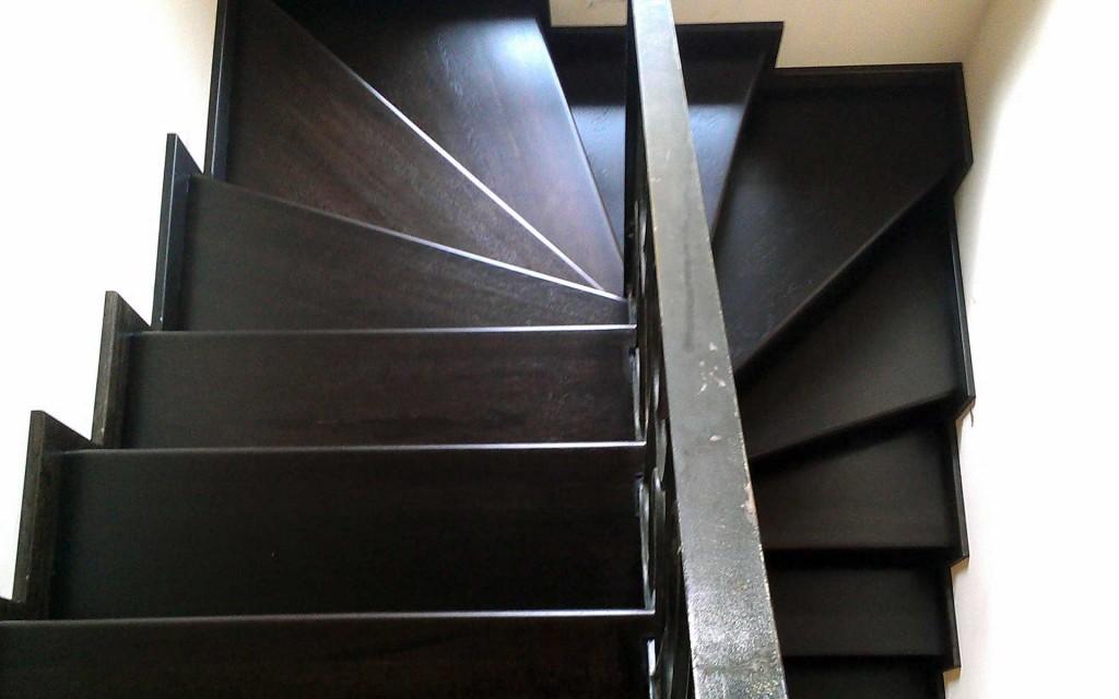 лестницы цвет венге