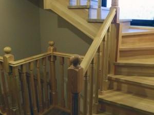 лестницы из лиственницы цена