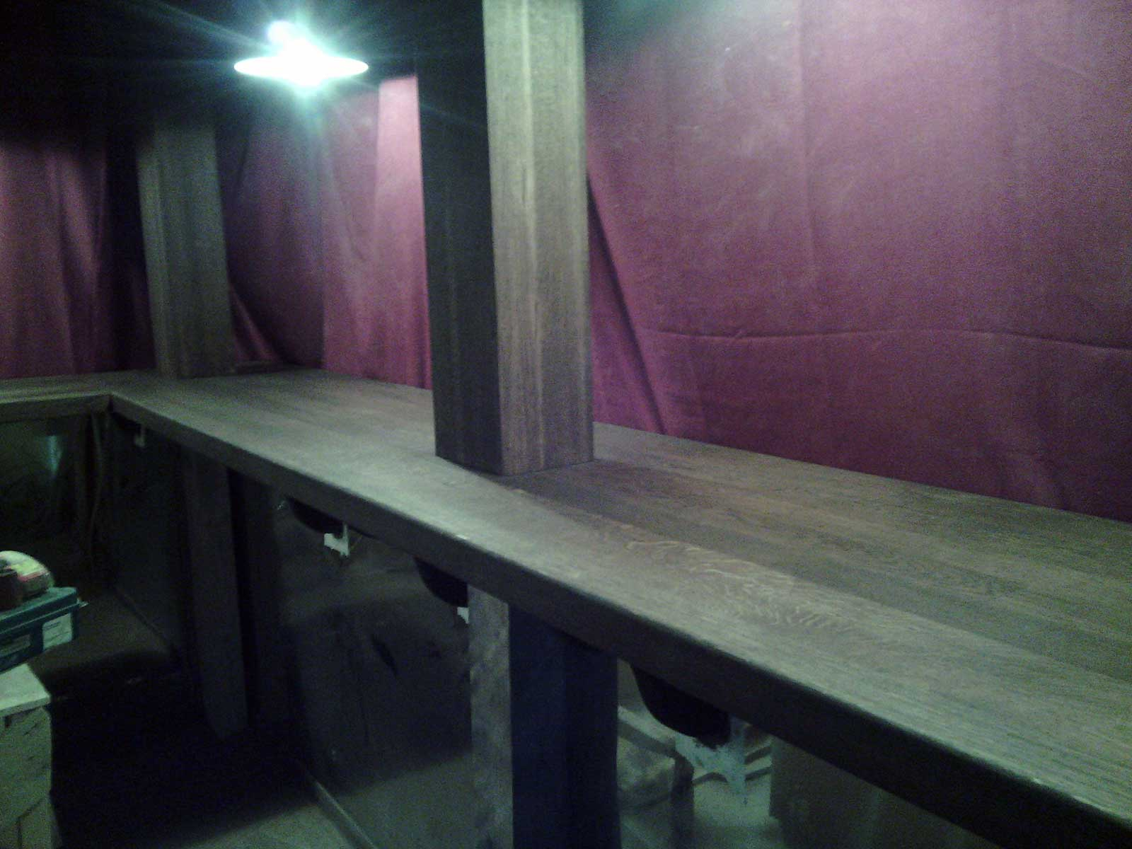 мебель для ресторанов и кафе на заказ
