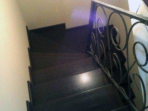 заказать лестницу из дуба