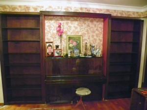 книжные шкафы +на заказ по индивидуальным размерам
