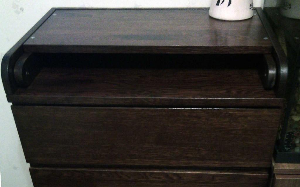 Пеленальный столик на заказ