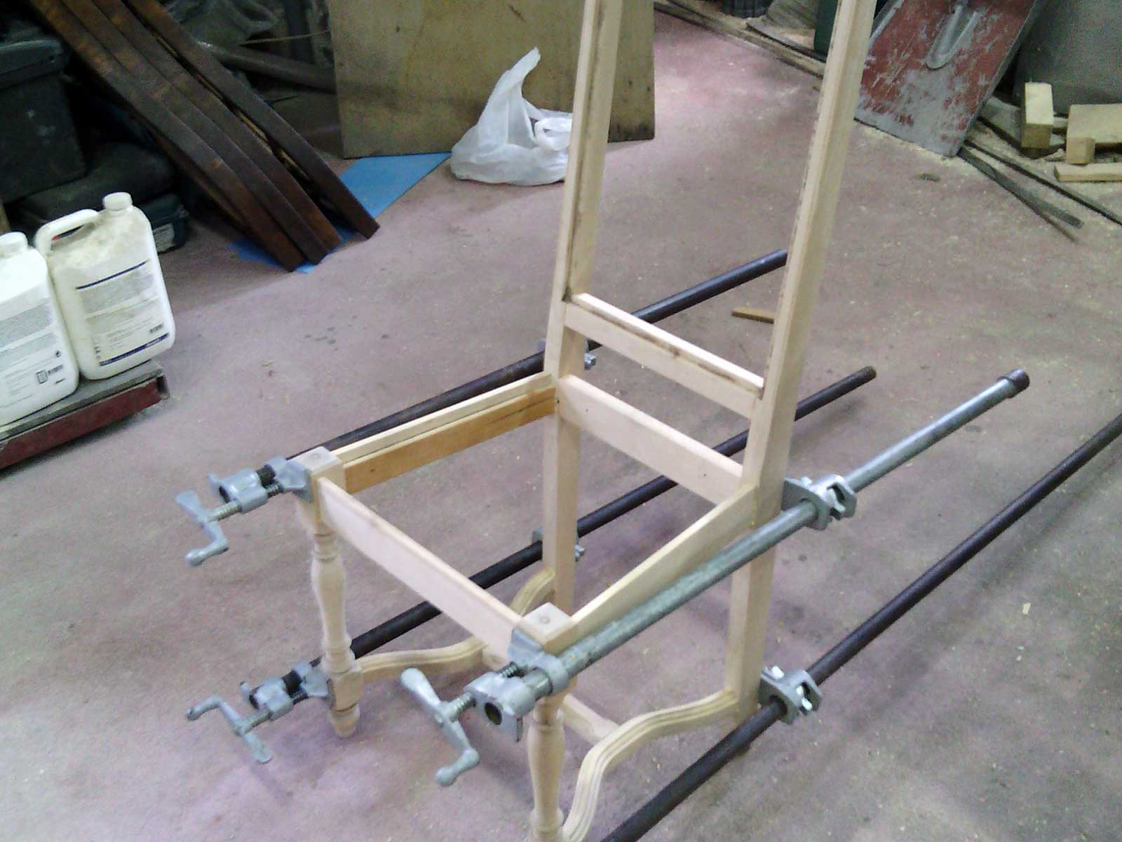 реставрация стула цена