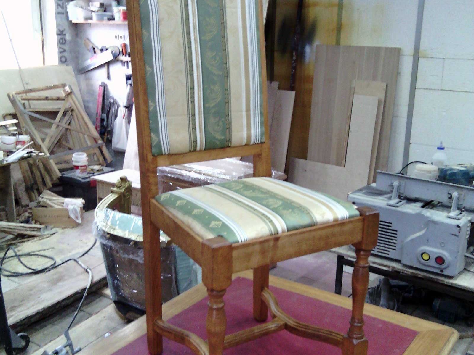 где отреставрировать стулья