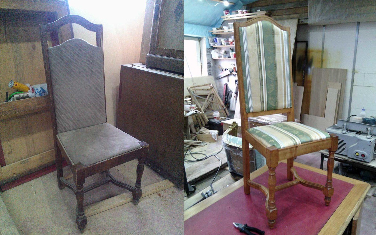 реставрация стульев +в москве