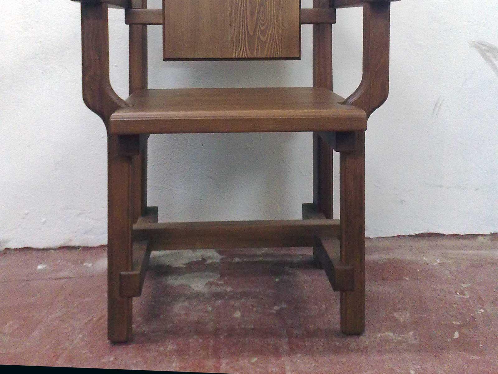 стул +в виде трона