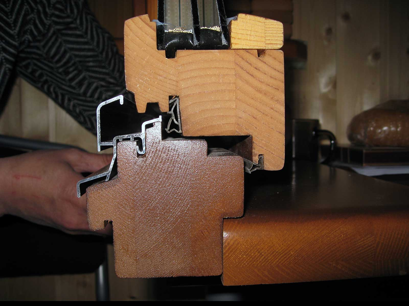 изготовление деревянных окон на заказ