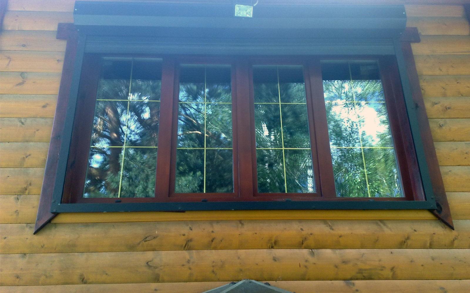 деревянные окна на заказ